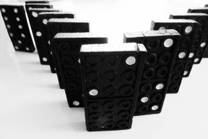 Dramatising is a domino effect